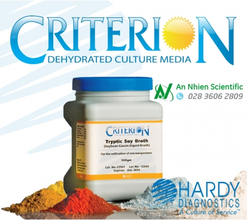 TSA + Lecithin & Tween, CRITERION™ 500g